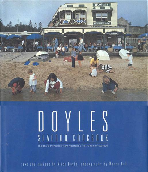 Image for Doyles Seafood Cookbook