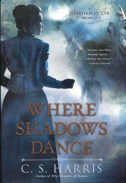Image for Where Shadows Dance