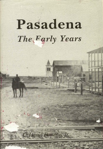 Image for Pasadena: The Early Years
