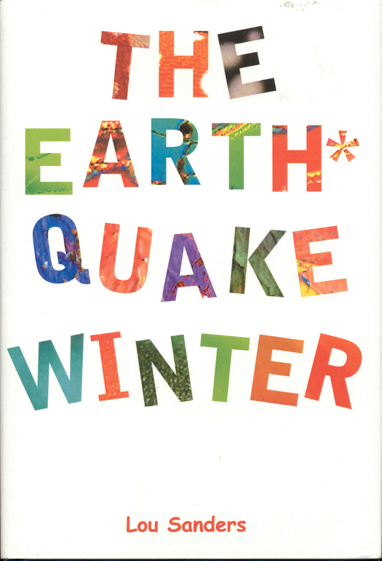 Image for The Earthquake Winter