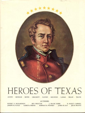 Image for Heroes of Texas