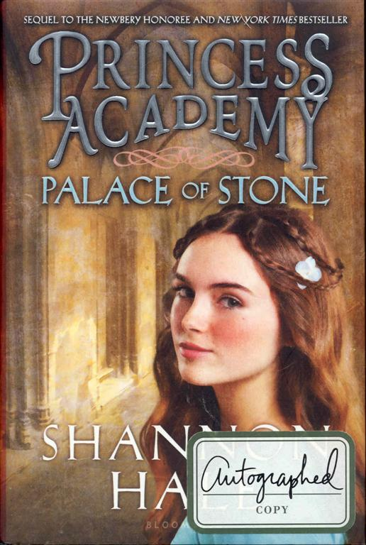 Image for Princess Academy: Palace of Stone