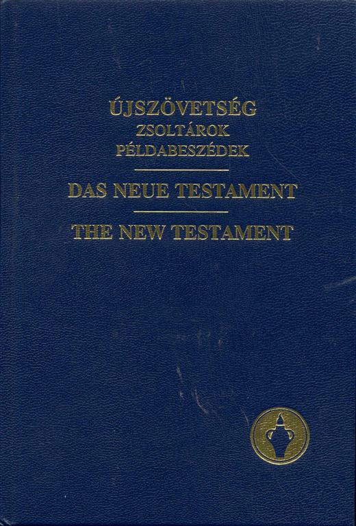 Image for Az Újszövetség / Das Neue Testament / The New Testament