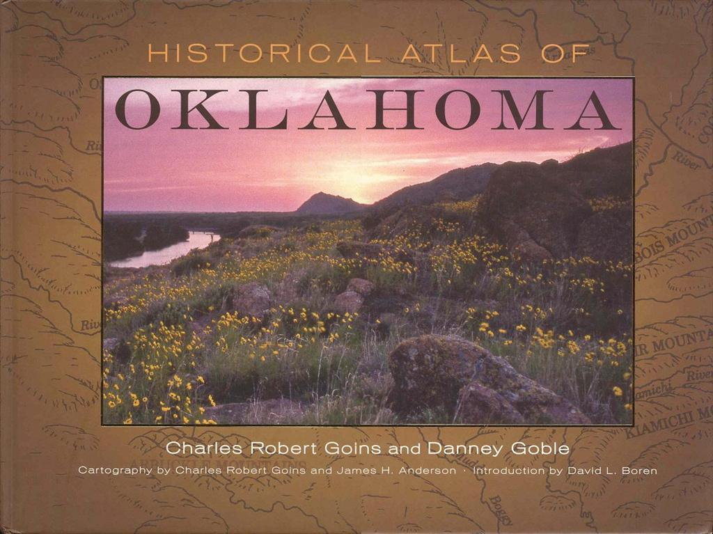 Image for Historical Atlas of Oklahoma