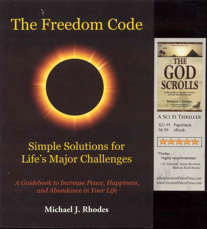 Image for The Freedom Code: Simple Solutions for Life's Major Challenges