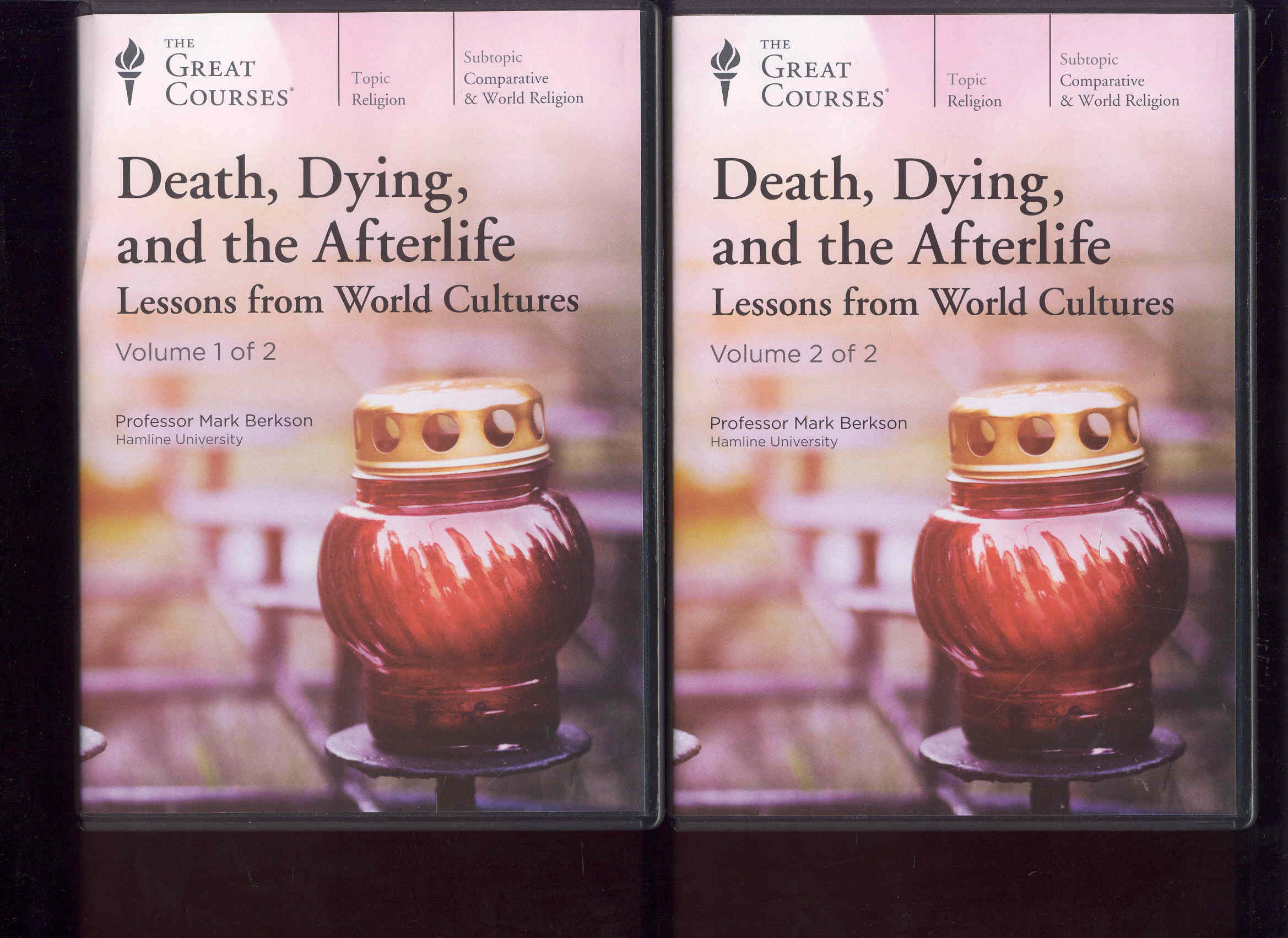 Image for Death, Dying, and the Afterlife: Lessons from World Cultures (Volumes 1 & 2)