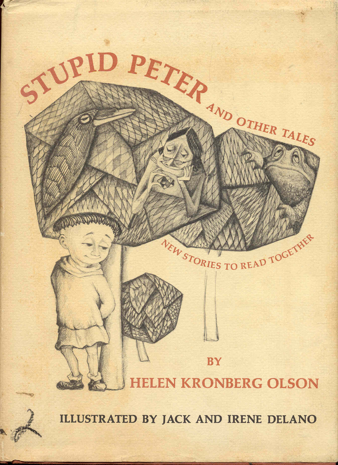 Image for Stupid Peter and Other Tales