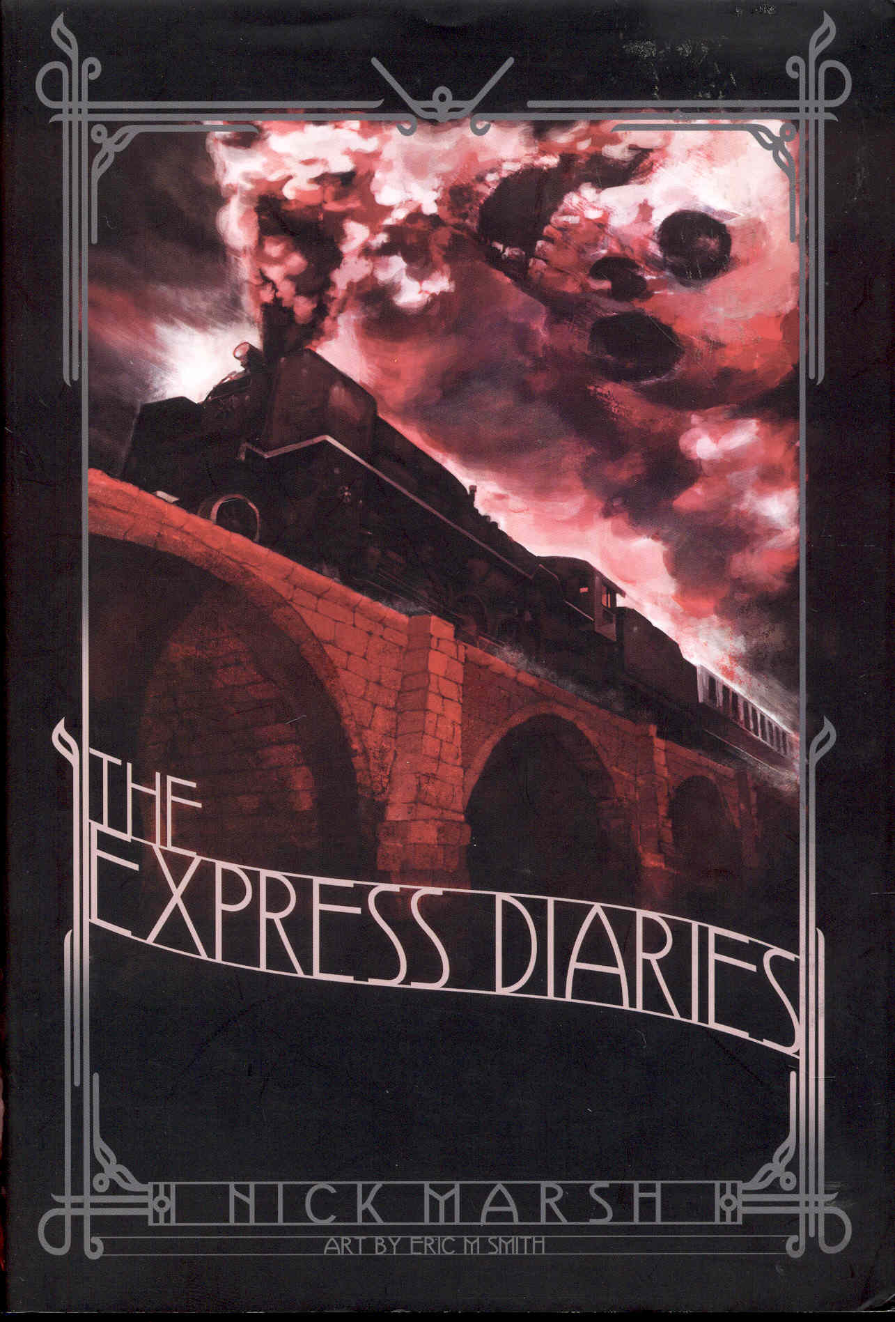 Image for The Express Diaries
