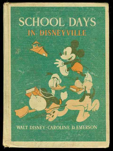 Image for School Days in Disneyville