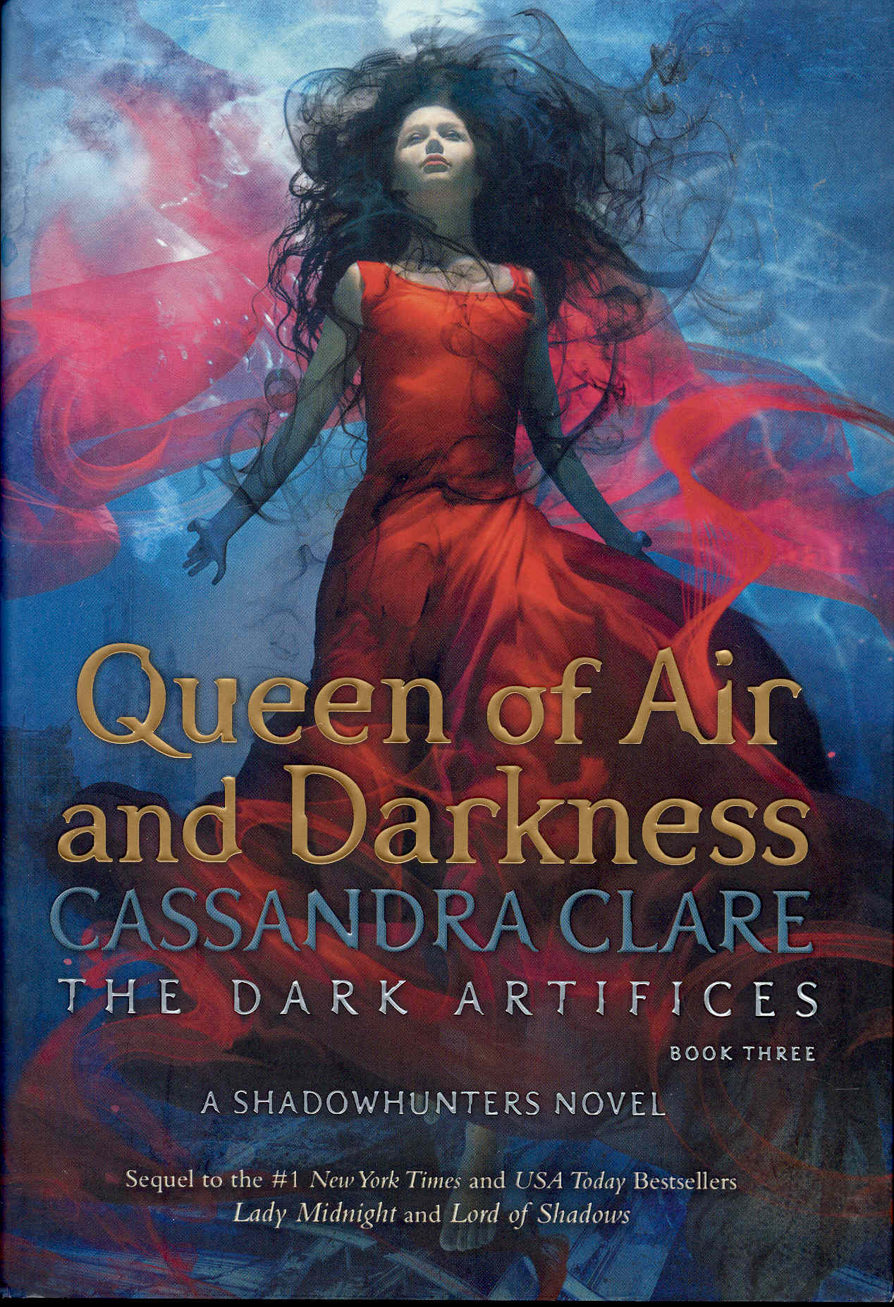 Image for Queen of Air and Darkness (The Dark Artifices, Book 3)