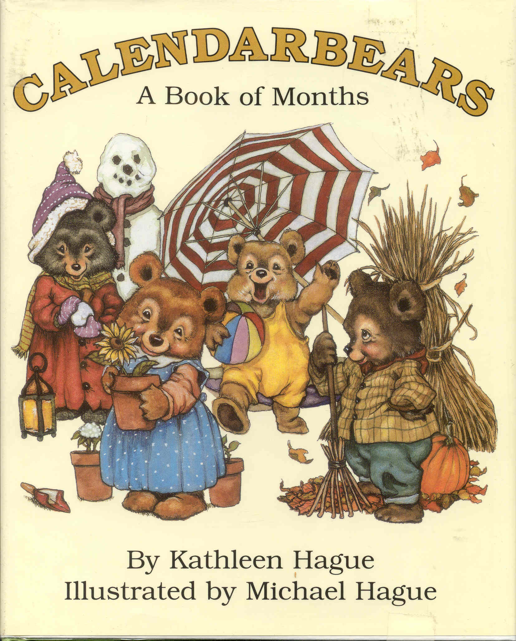 Image for Calendarbears: A Book of Months