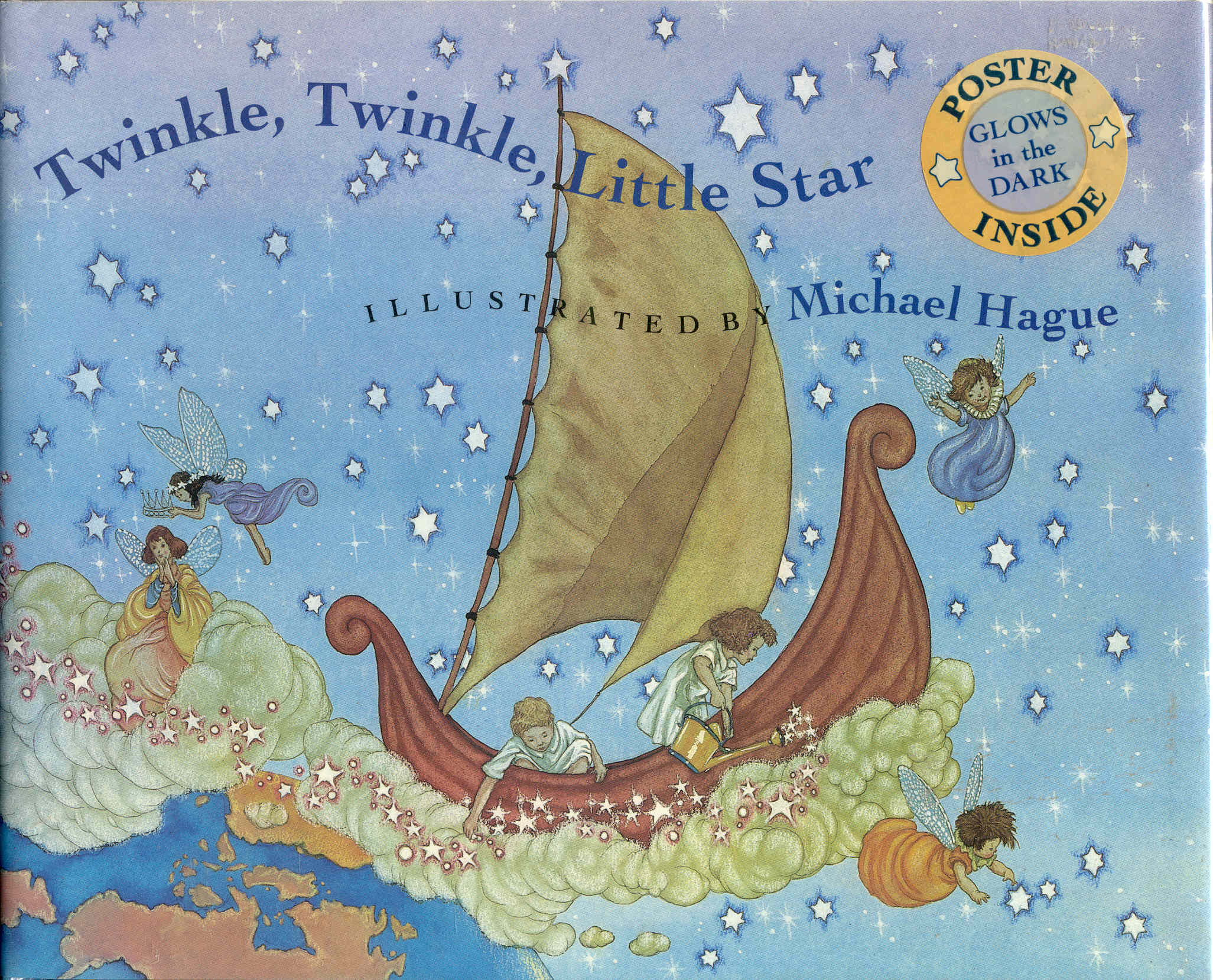 Image for Twinkle, Twinkle, Little Star/Includes Poster (Books of Wonder)