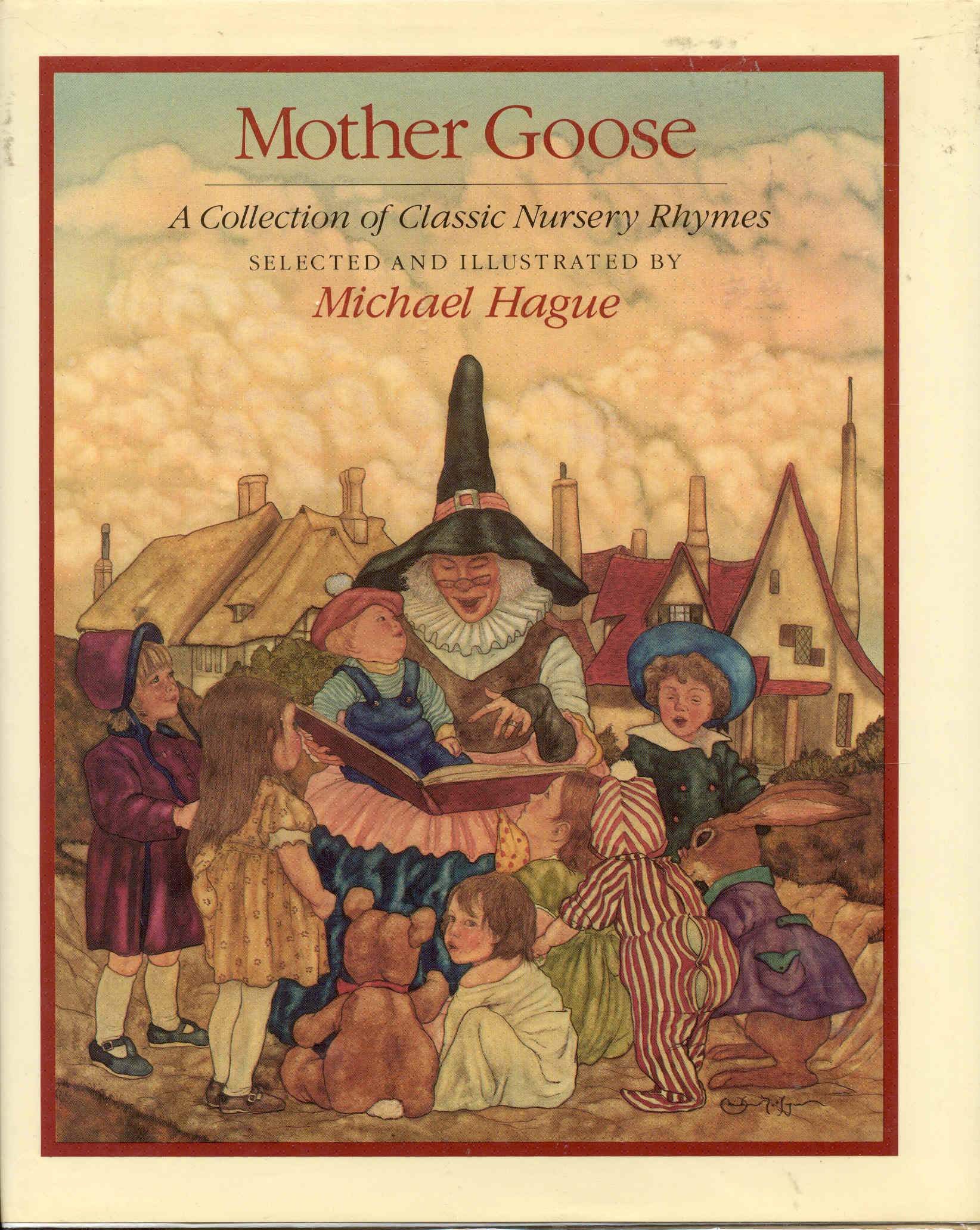 Image for Mother Goose: A Collection of Classic Nursery Rhymes