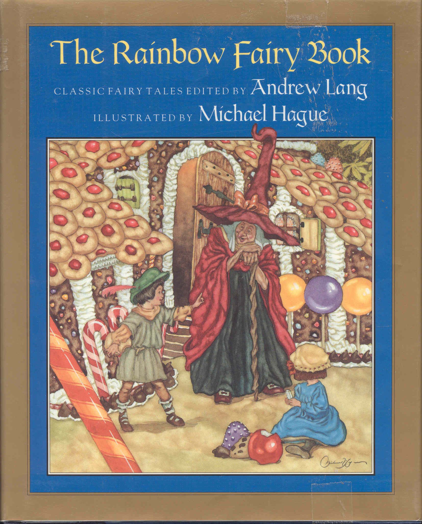 Image for The Rainbow Fairy Book (Books of Wonder)