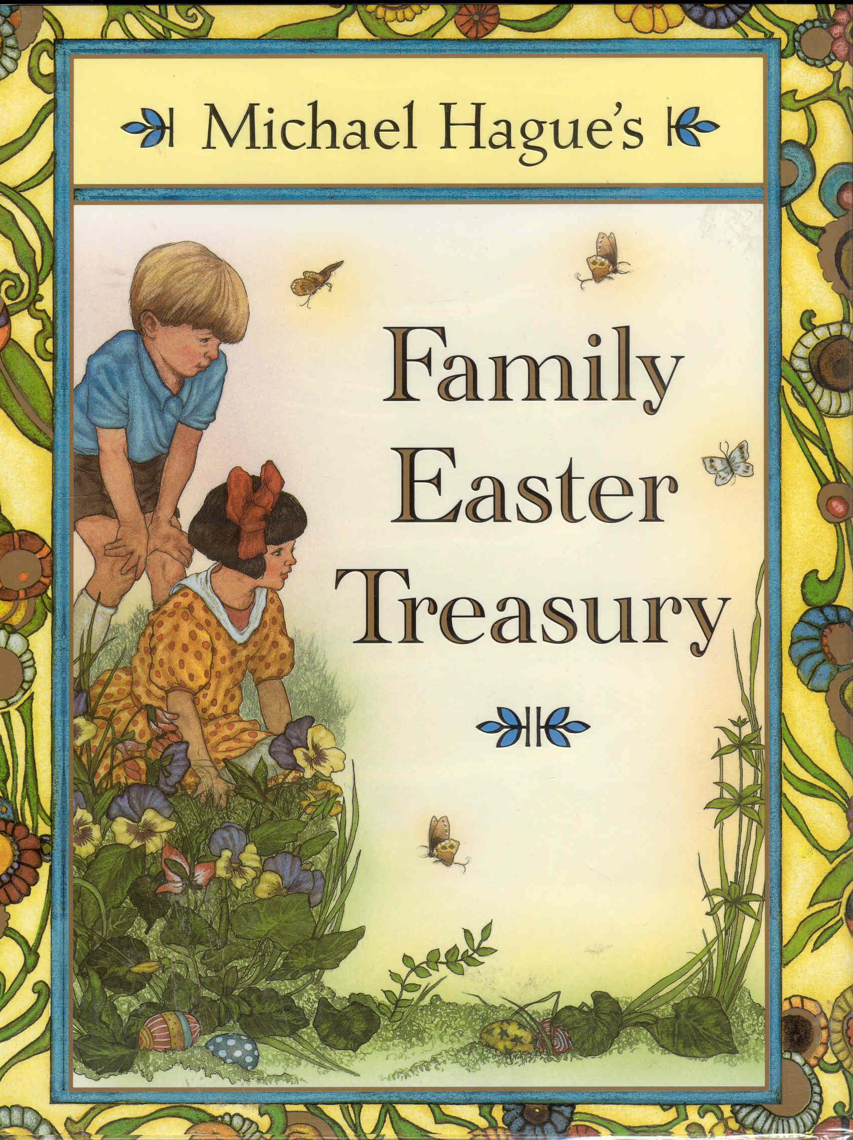 Image for Michael Hague's Family Easter Treasury