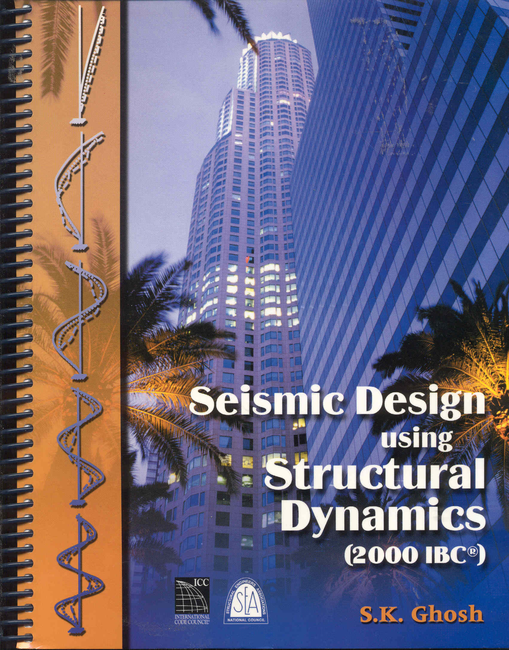 Image for Seismic Design Using Structural Dynamics (2000 UBC)