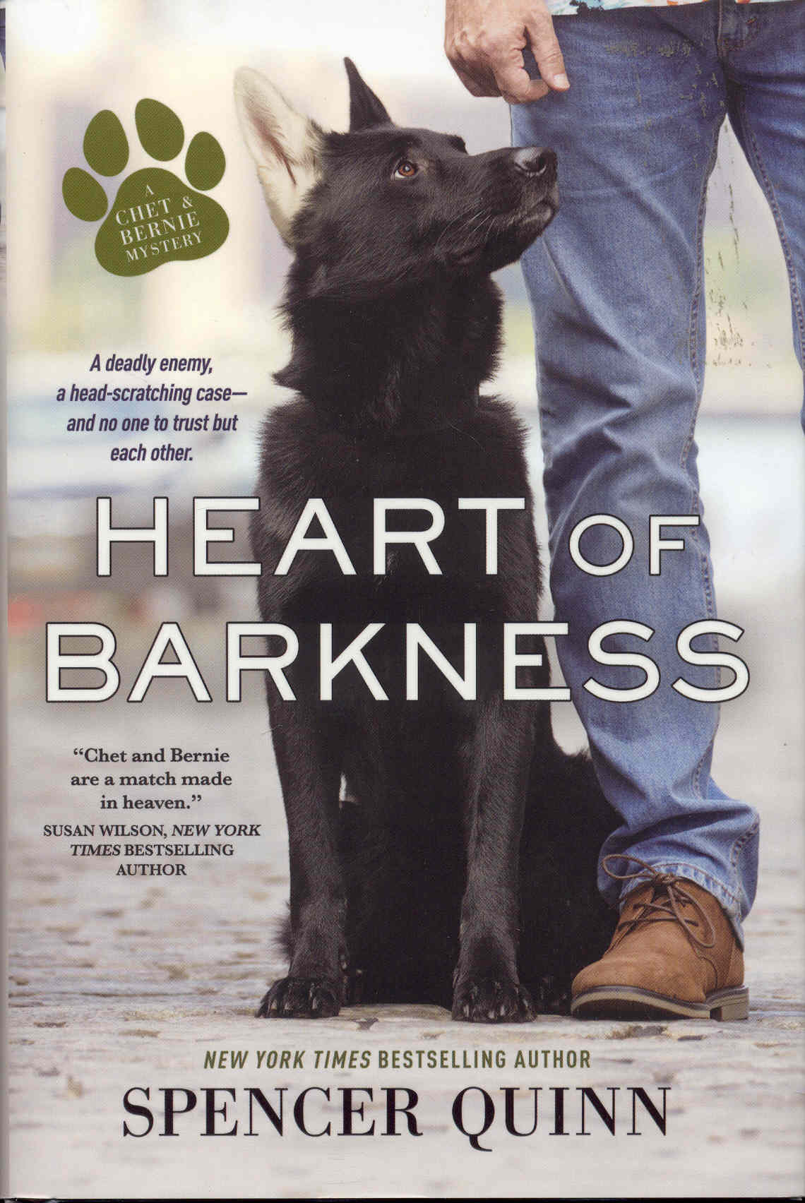 Image for Heart of Barkness (Signed)