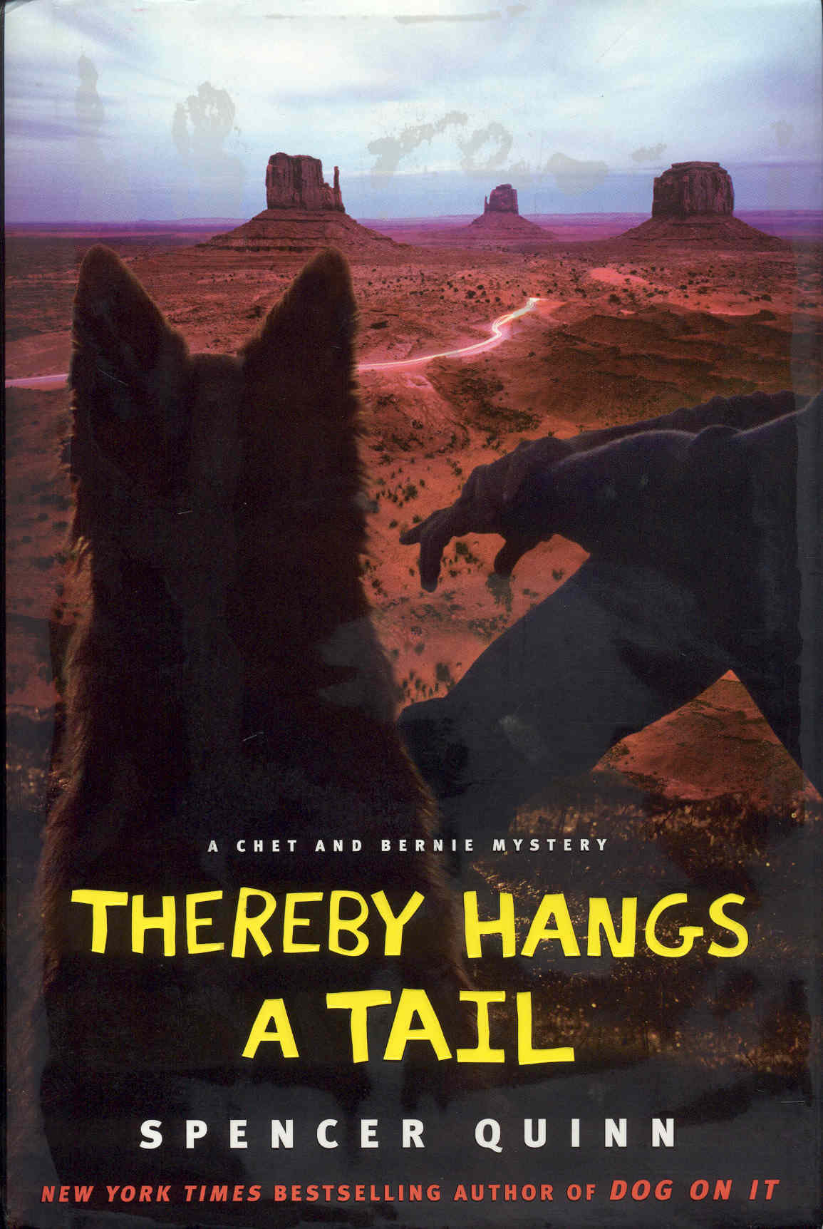 Image for Thereby Hangs a Tail (Signed)