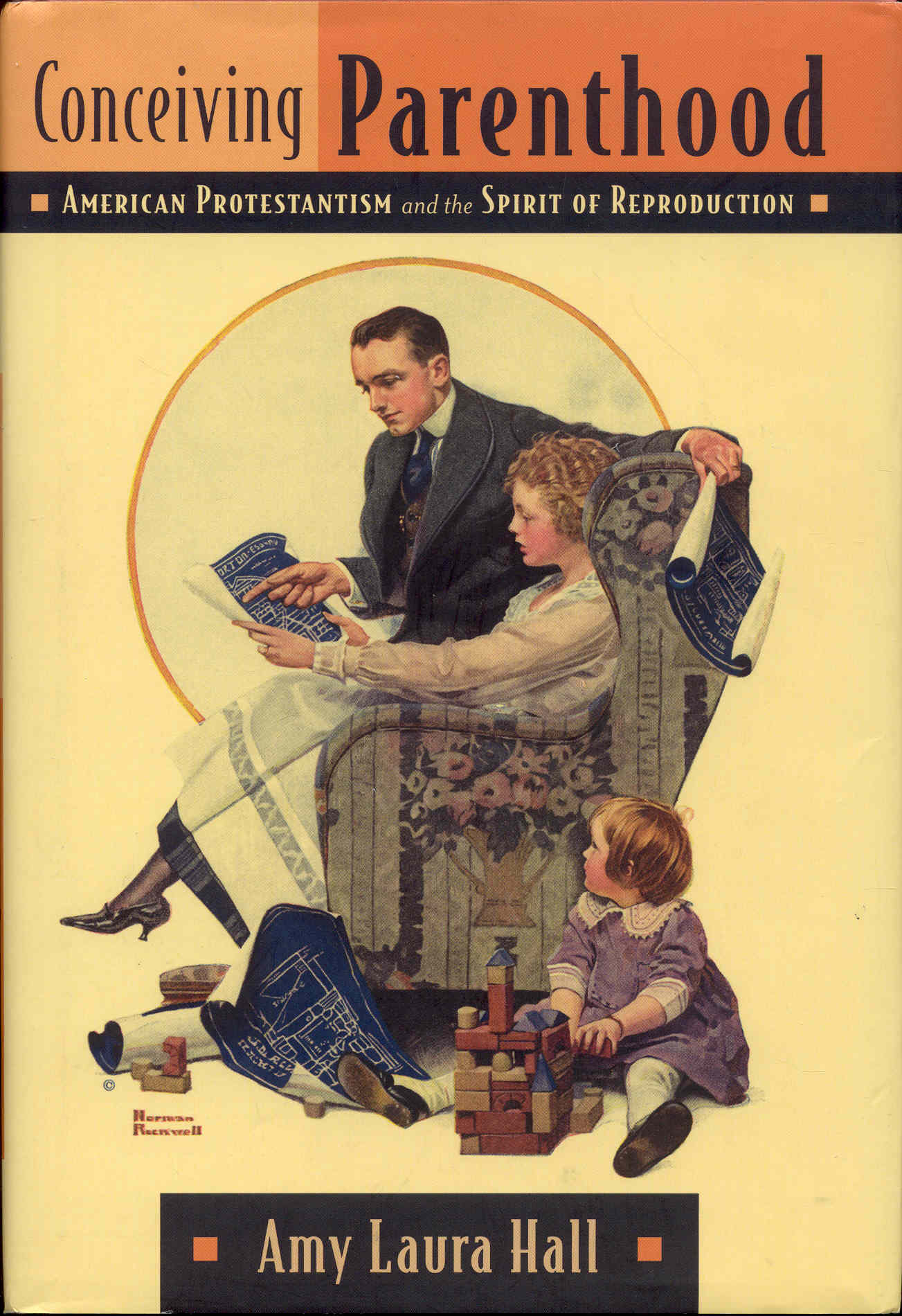 Image for Conceiving Parenthood: American Protestantism and the Spirit of Reproduction