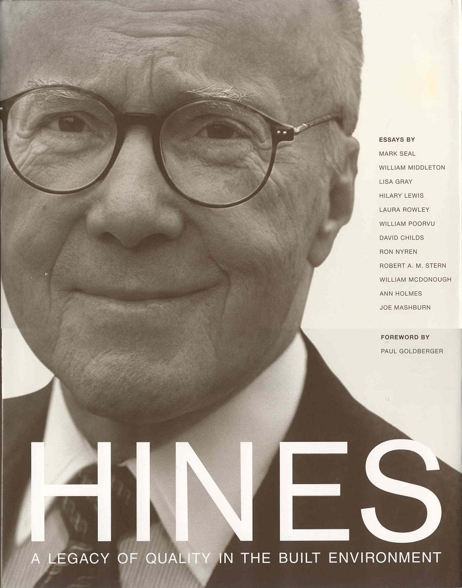 Image for Hines: A Legacy of Quality in the Built Environment