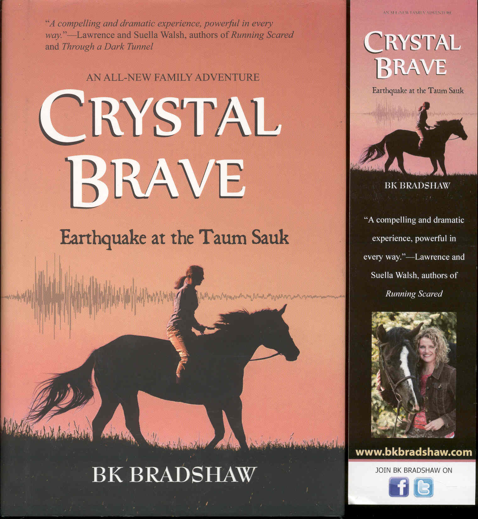 Image for Crystal Brave: Earthquake at the Taum Sauk