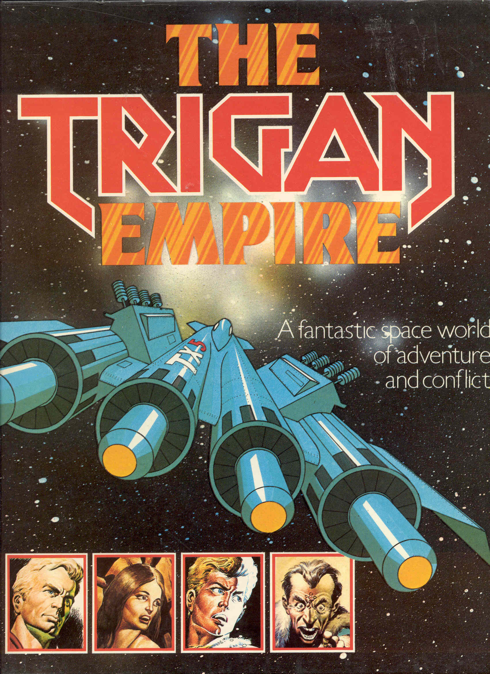 Image for The Trigan Empire