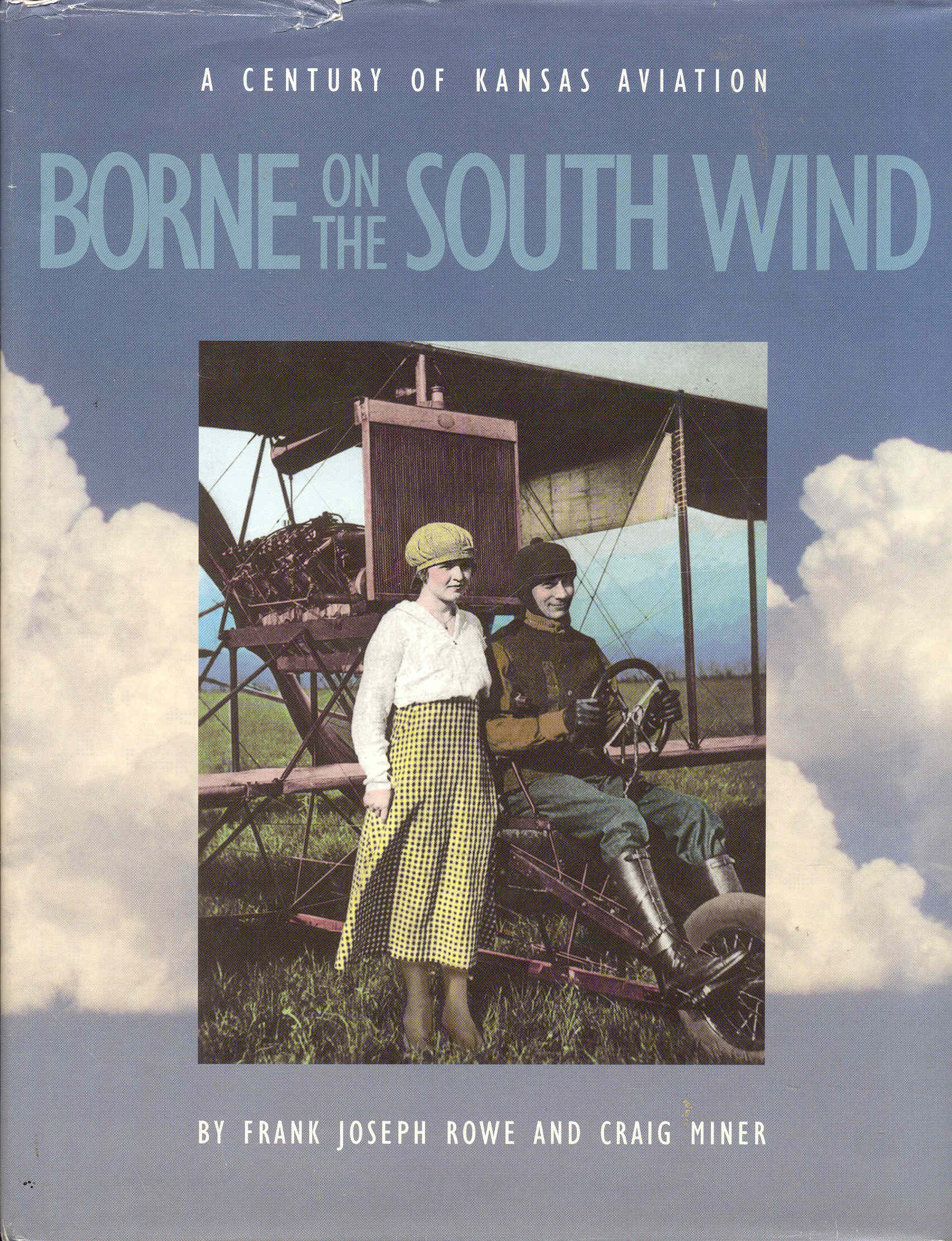 Image for Borne on the South Wind