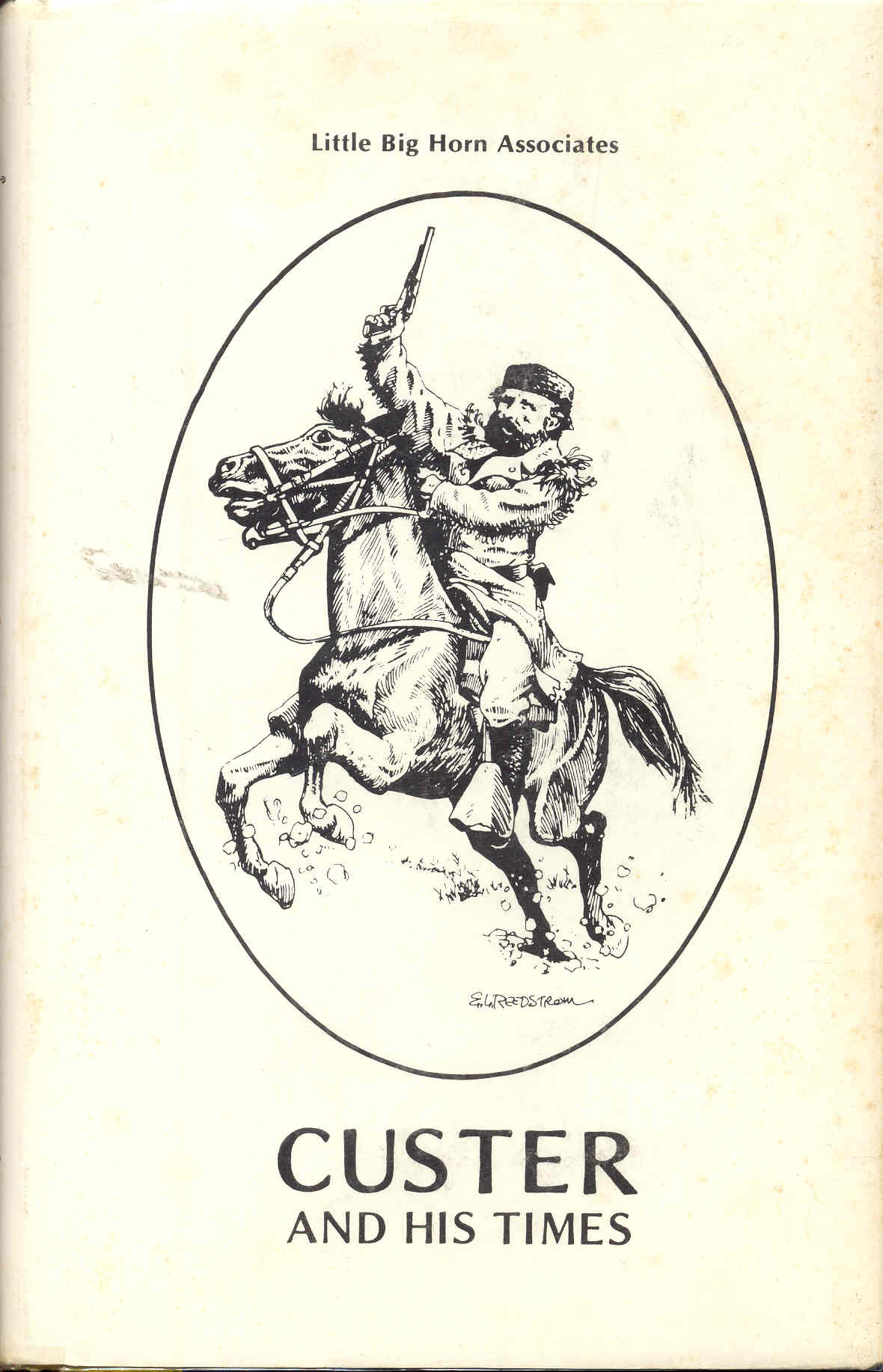 Image for Custer and His Times