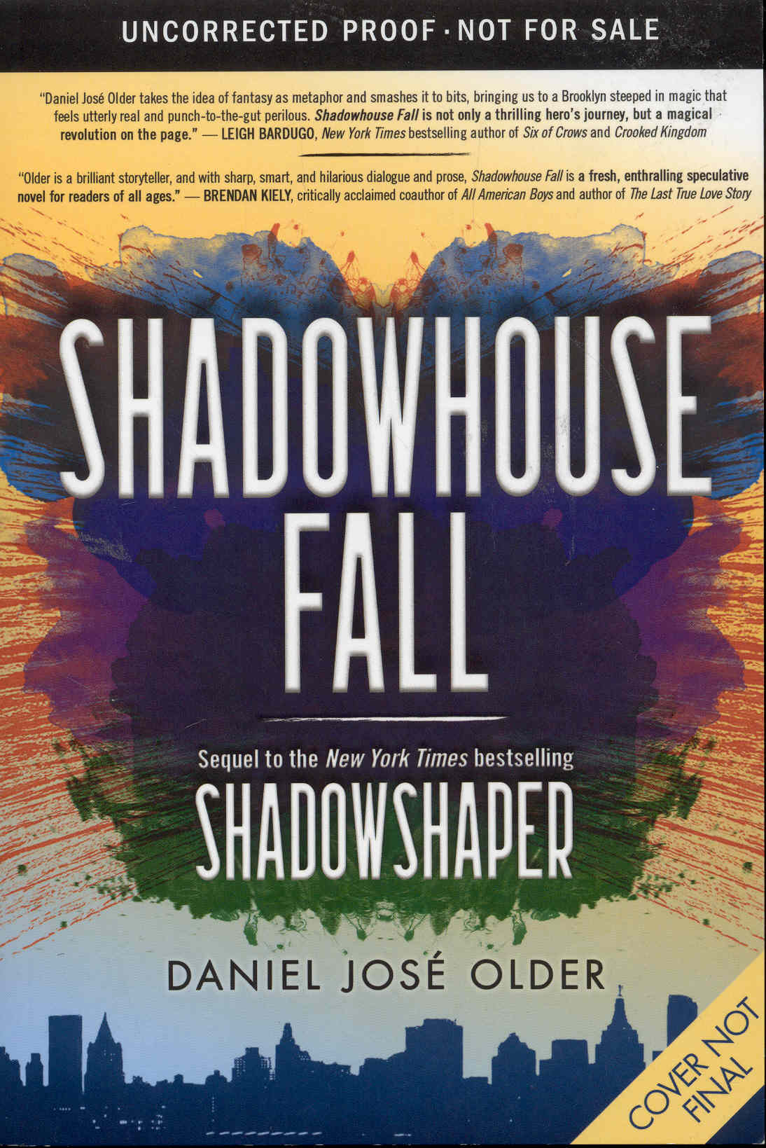 Image for Shadowhouse Fall (The Shadowshaper Cypher, Book 2)