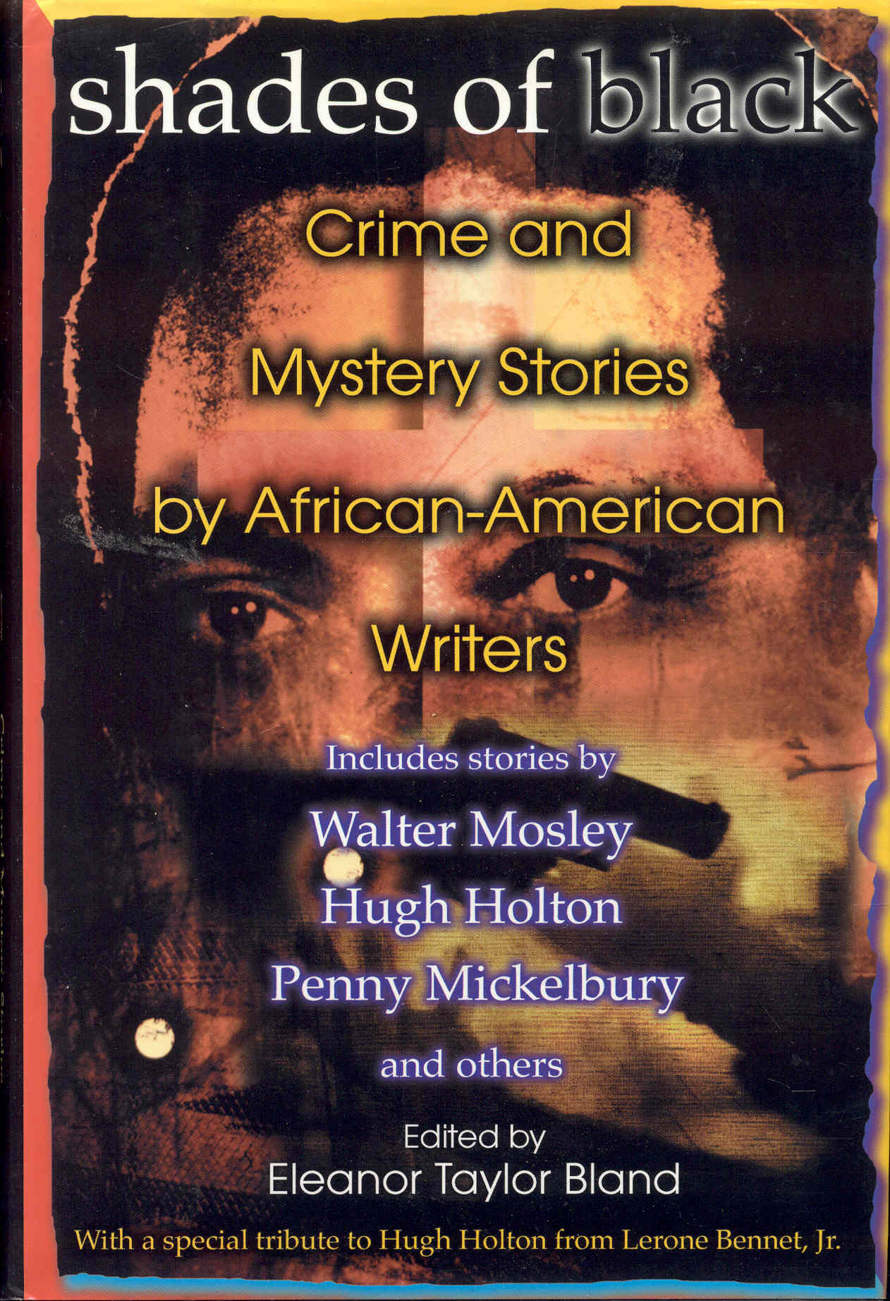 Image for Shades Of Black: Crime and Mystery Stories by African-American Writers