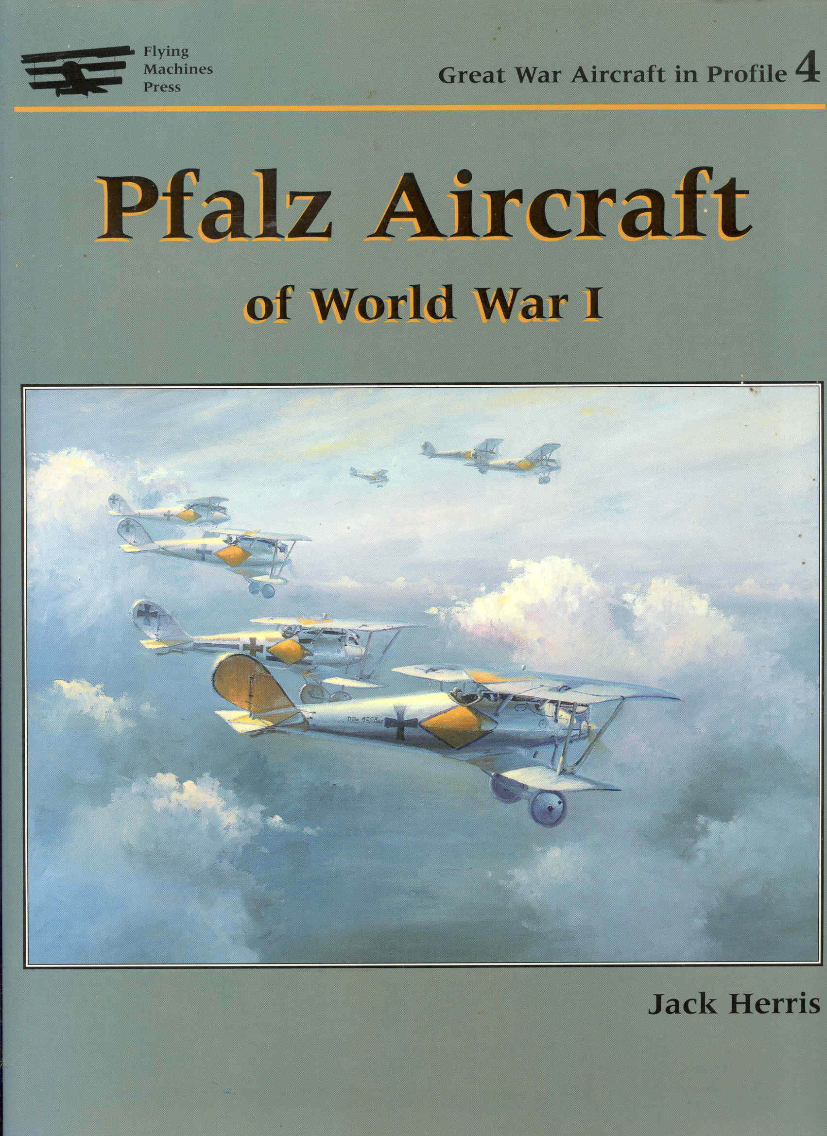 Image for Pfalz Aircraft of World War I