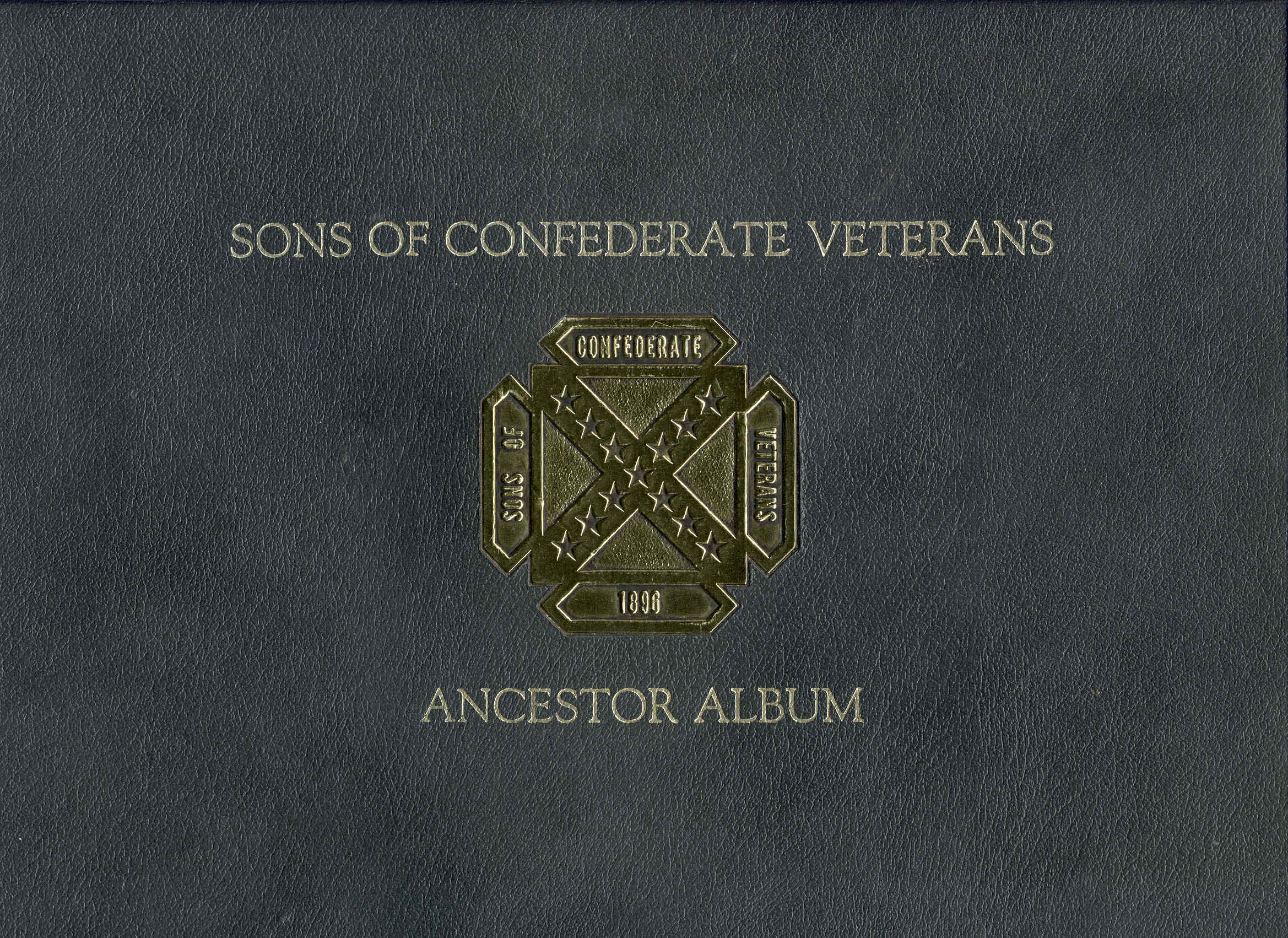 Image for Sons of Confederate Veterans: Ancestor Album