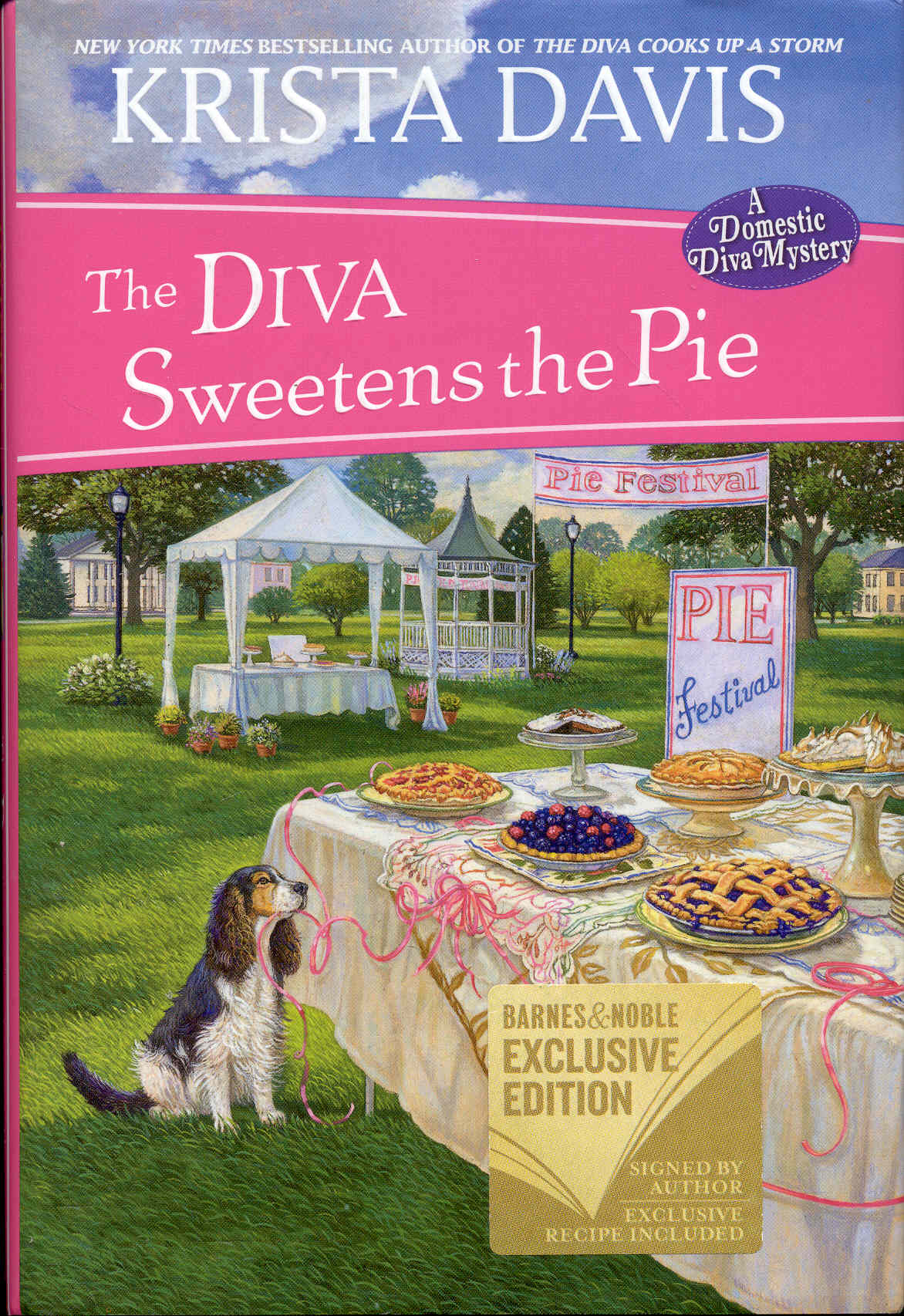 Image for The DIVA Sweetens the Pie