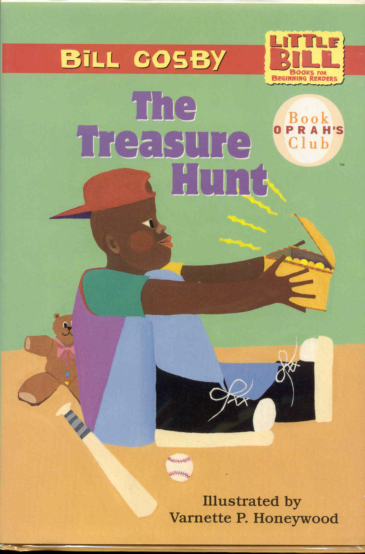 Image for The Treasure Hunt: Little Bill Books for Beginning Readers