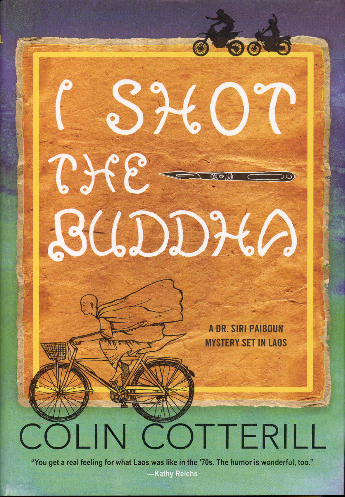Image for I Shot the Buddha