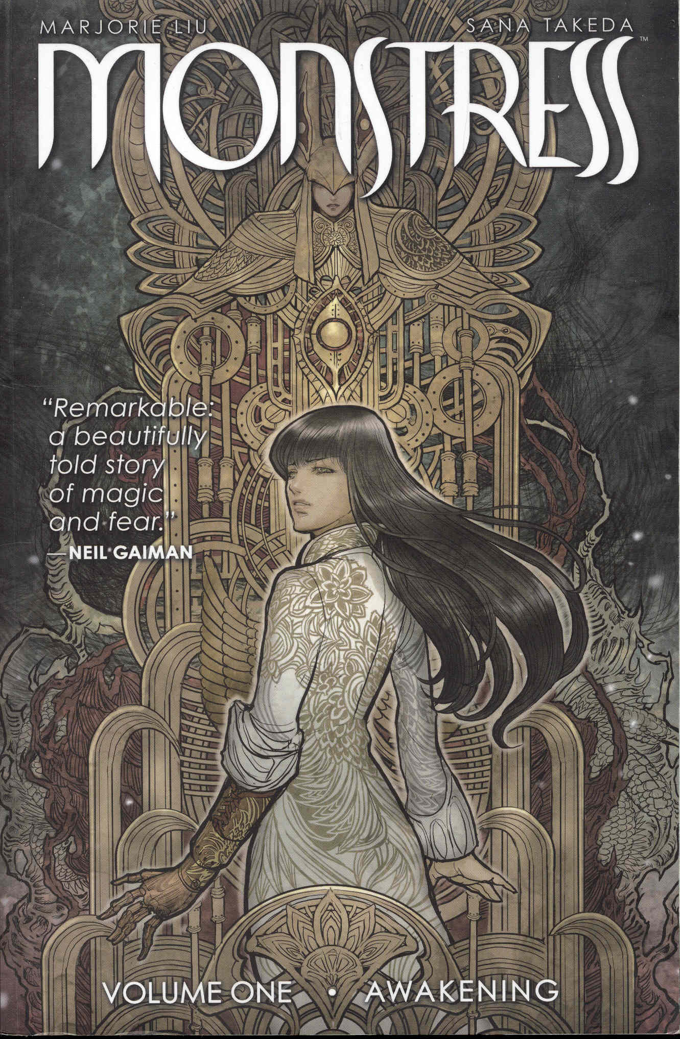 Image for Monstress: Volume 1 - Awakening
