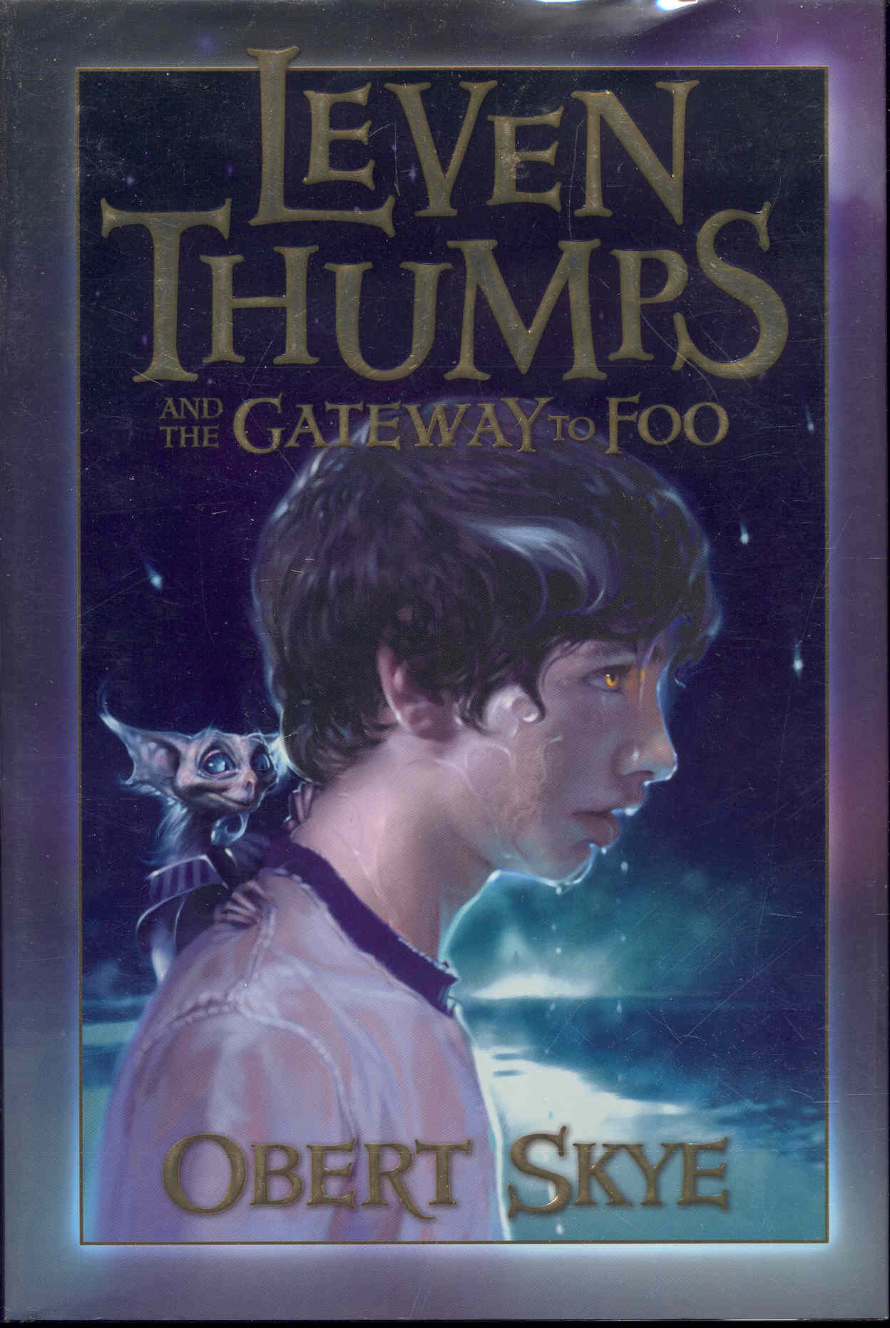 Image for Leven Thumps and the Gateway to Foo