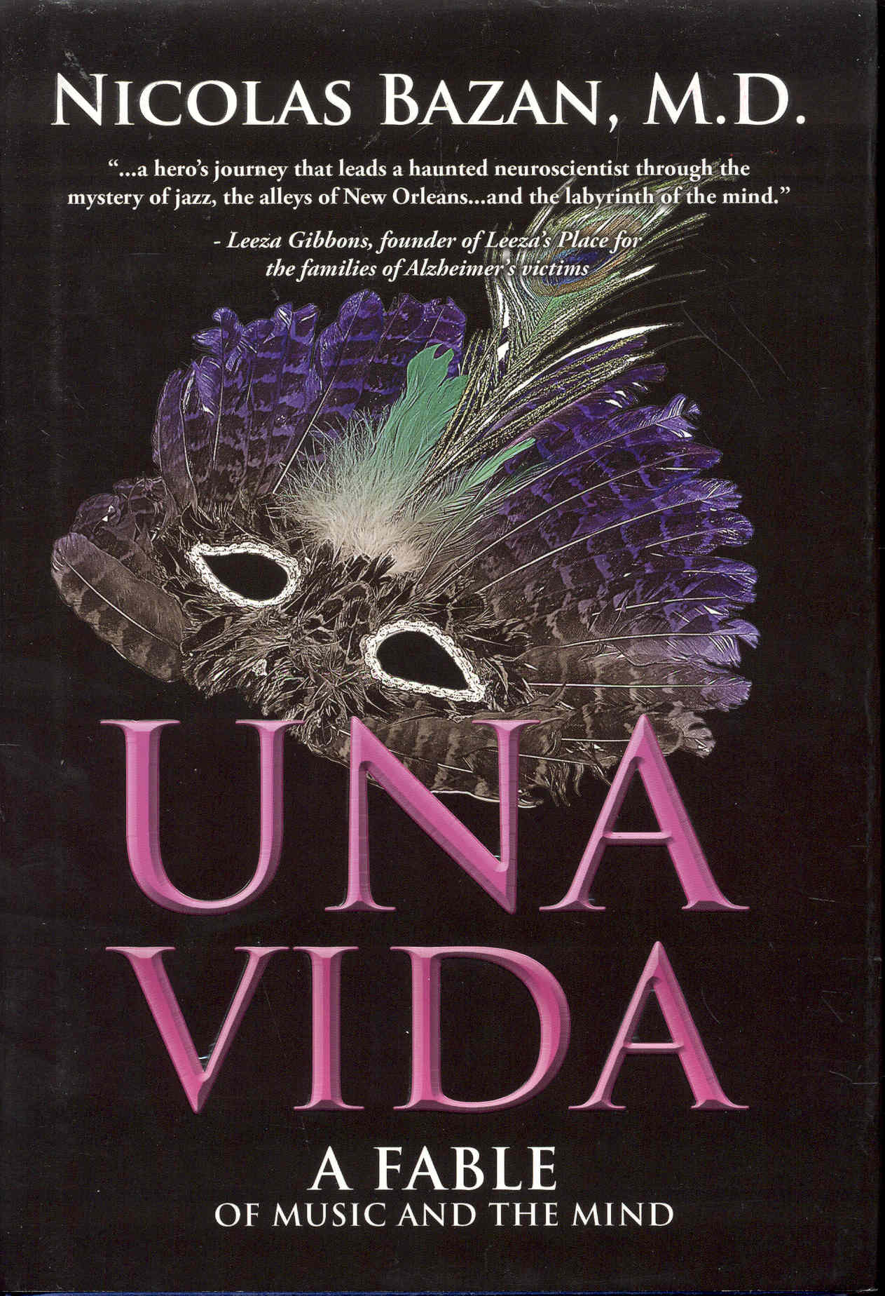 Image for Una Vida: A Fable of Music and the Mind