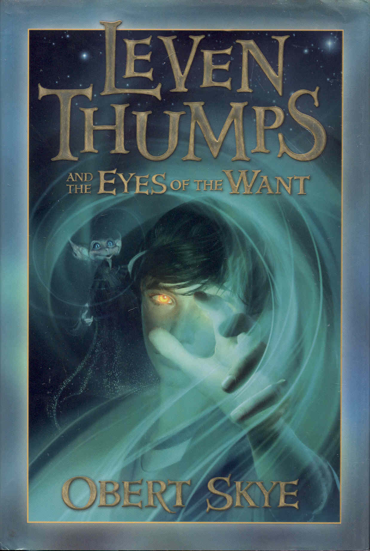 Image for Leven Thumps and the Eyes of the Want