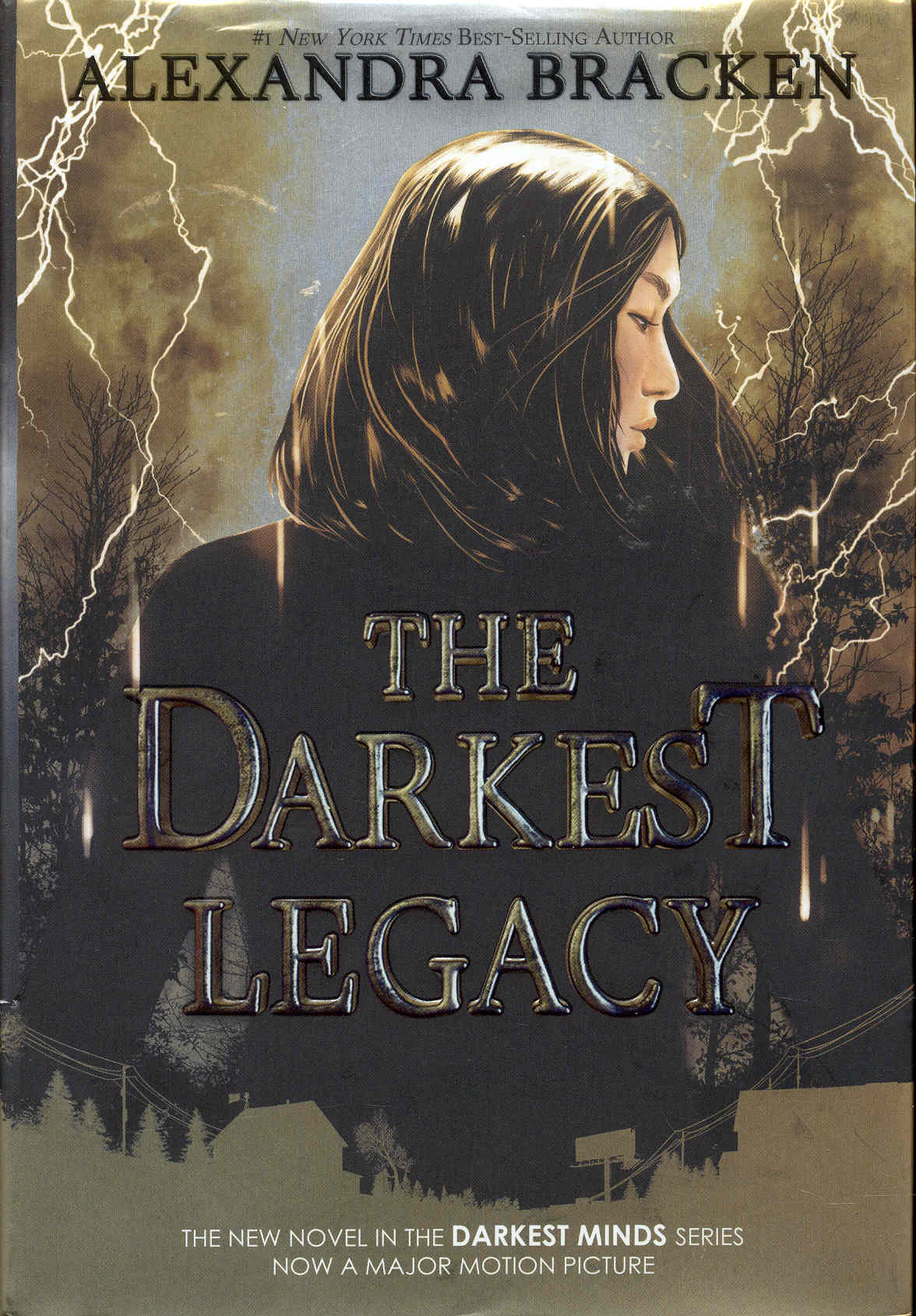 Image for The Darkest Legacy