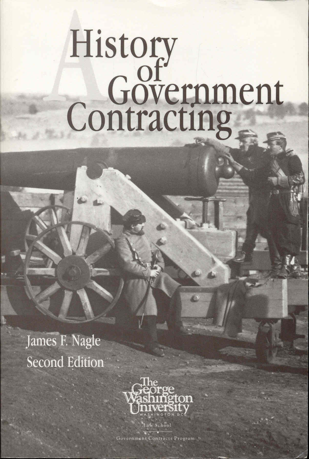 Image for A History of Government Contracting