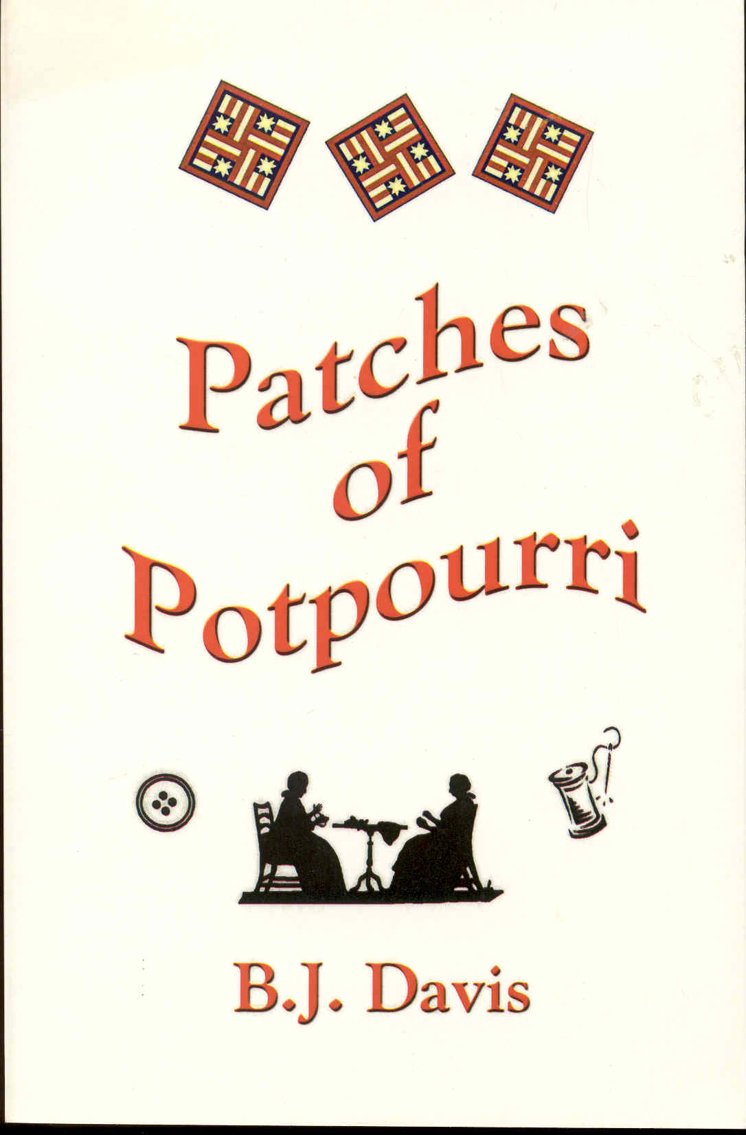 Image for Patches of Potpourri