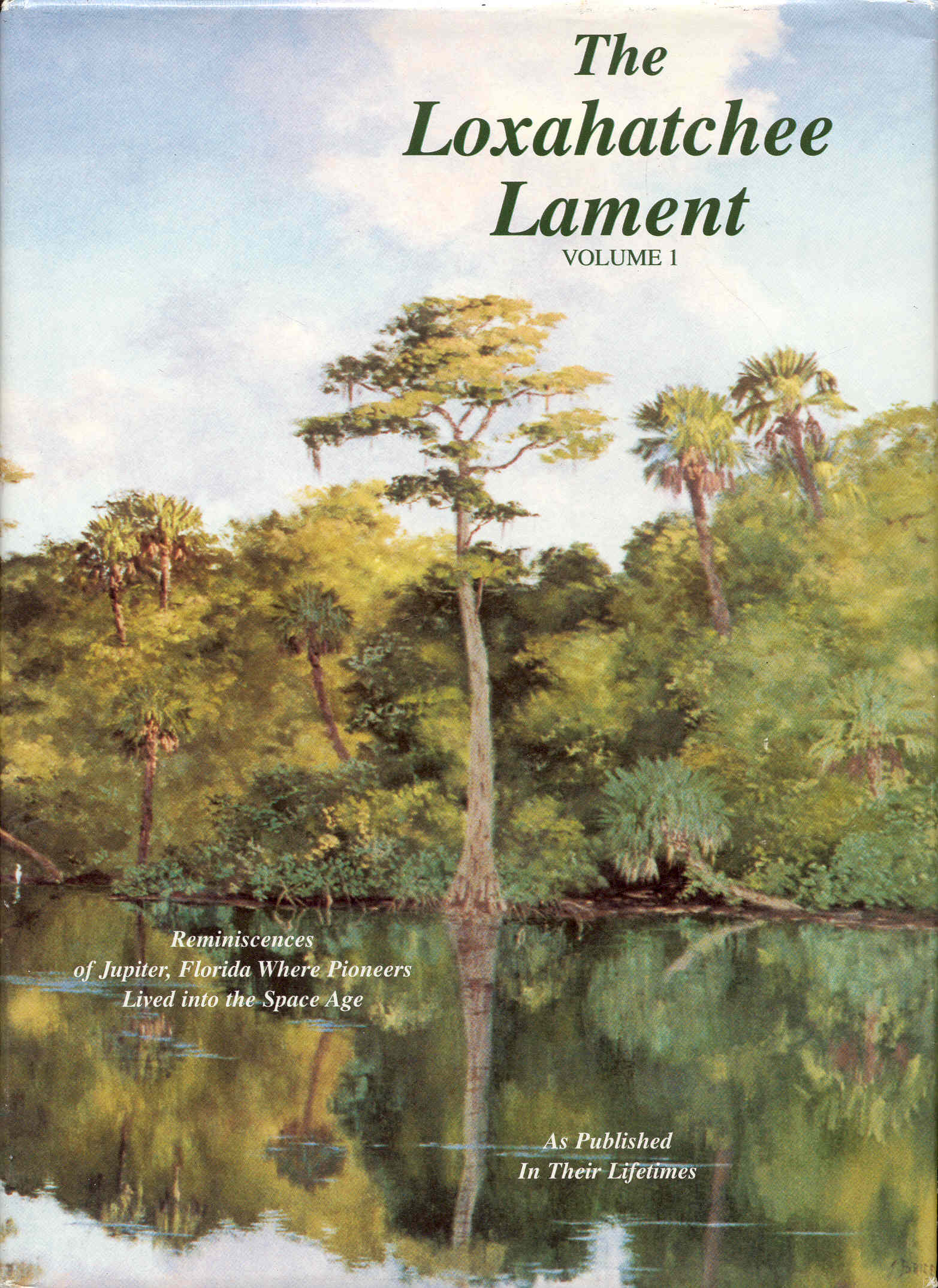 Image for The Loxahatchee Lament (Volume 1)