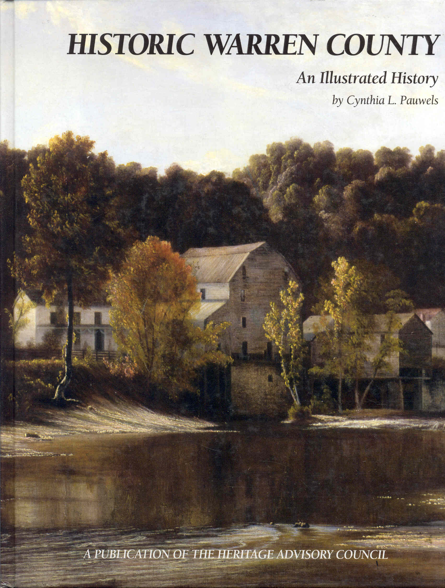 Image for Historic Warren County: An Illustrated History