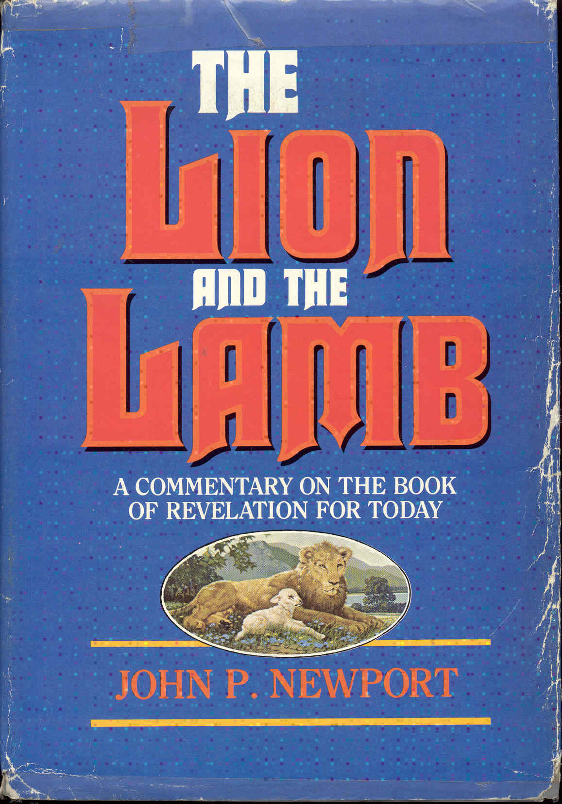 Image for The Lion and the Lamb