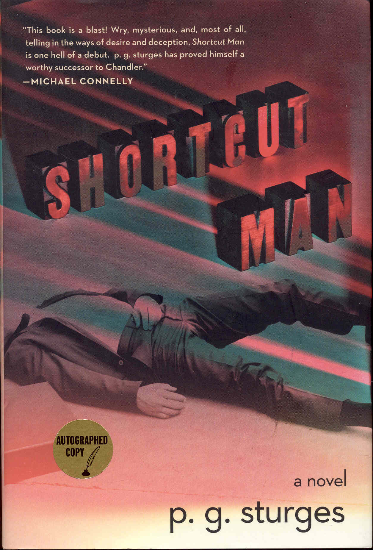 Image for Shortcut Man