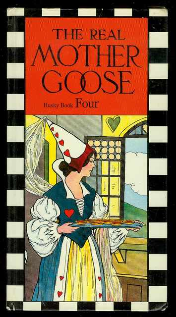 Image for The Real Mother Goose (Husky Book Four)