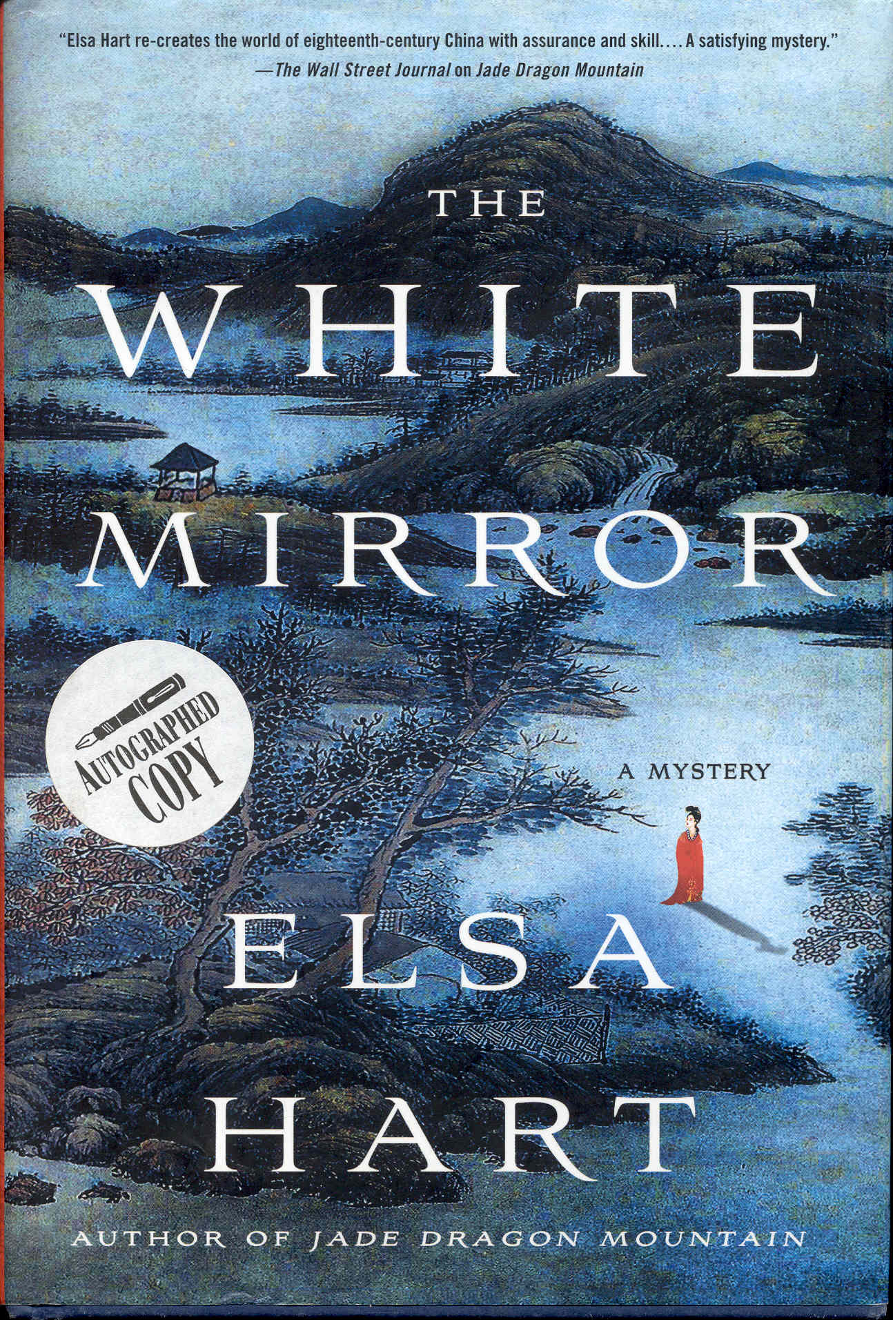Image for The White Mirror