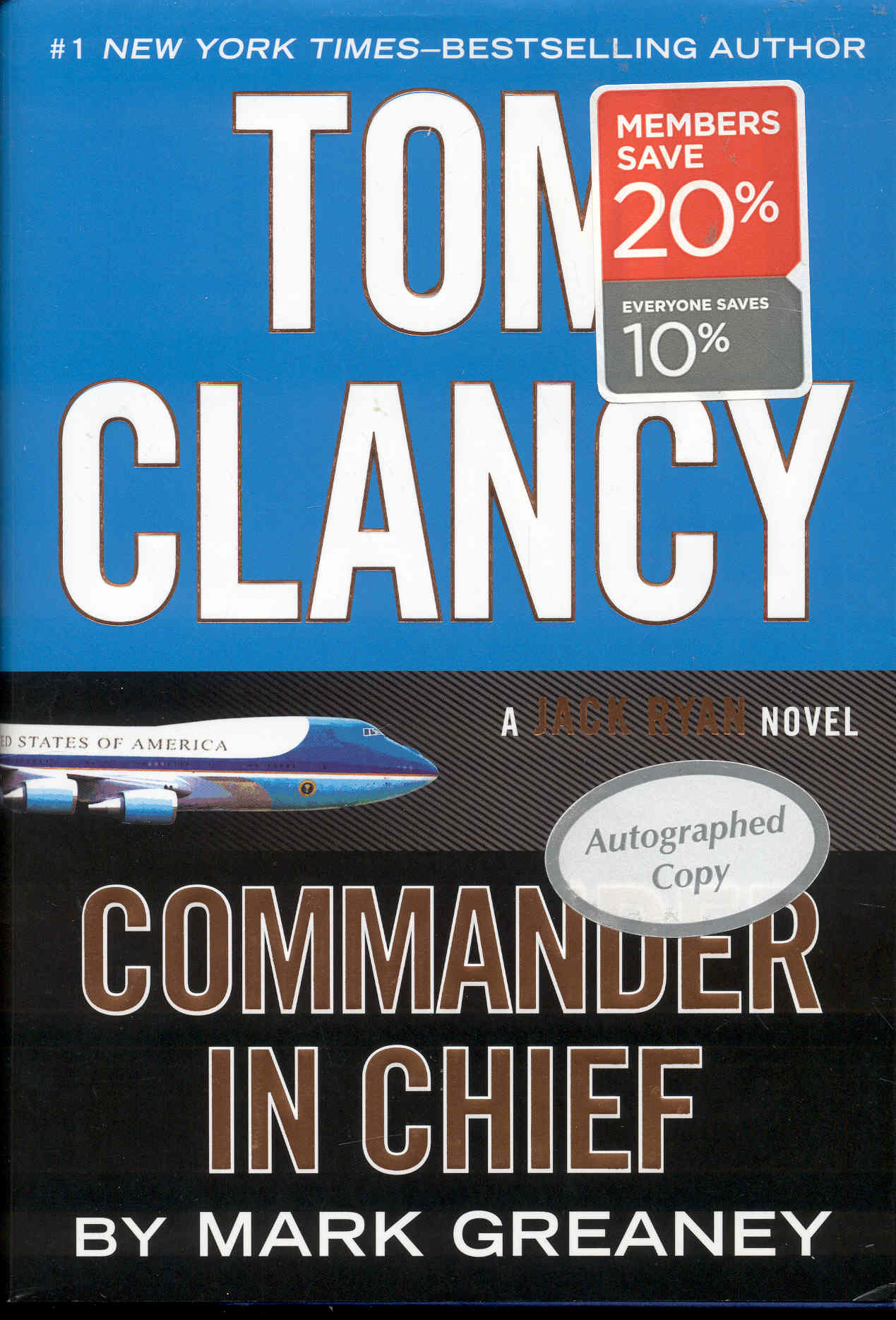 Image for Tom Clancy Commander in Chief