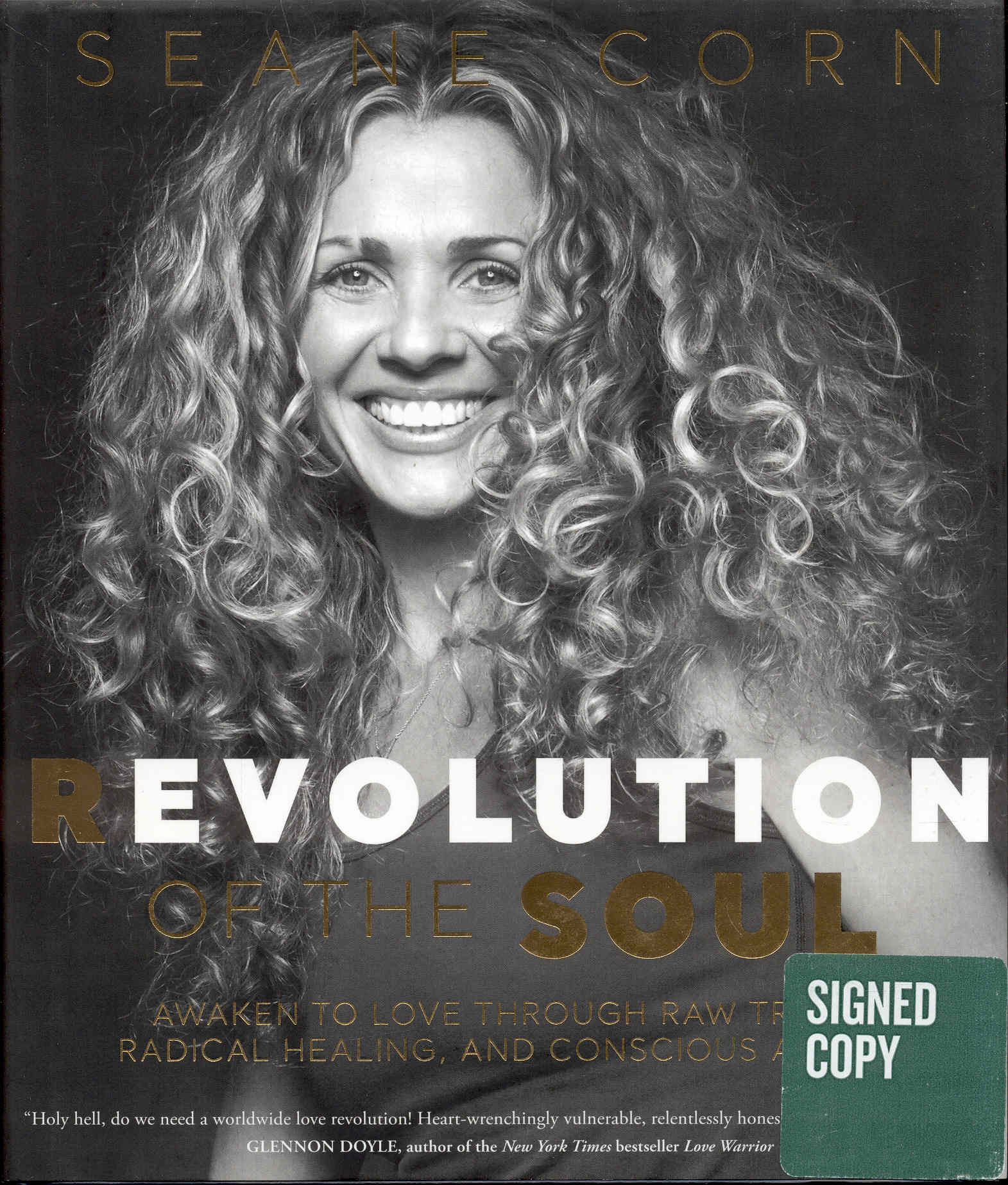 Image for Revolution of the Soul: Awaken to Love Through Raw Truth, Radical Healing, and Conscious Action